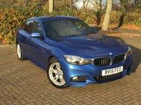 USED 2015 15 BMW 3 SERIES 3.0 330D XDRIVE M SPORT GRAN TURISMO 5d AUTO 255 BHP
