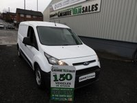 2014 FORD TRANSIT CONNECT 1.6 230  94 BHP 5 SEAT CREW VAN LOW MILES 1 OWNER FSH  £9695.00