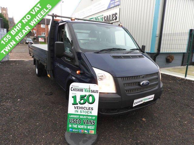 eebc2b1787 Used Ford vans in Dukinfield from Culcheth Car   Van Sales Ltd