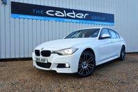 2015 BMW 3 SERIES 2.0 320D XDRIVE M SPORT 4d AUTO 188 BHP £16520.00