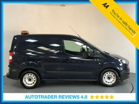 USED 2014 64 FORD TRANSIT COURIER 1.5 BASE TDCI 1d 74 BHP SERVICE HISTORY - LOW MILES - 1 OWNER - BLUETOOTH CONNECTIVITY - AUX / USB CONNECTION - DAB RADIO