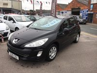 USED 2010 10 PEUGEOT 308 1.6 HDI S *** £30 ROAD TAX *** 62.7 MPG! ***