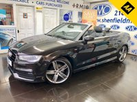 USED 2016 65 AUDI A3 1.4 TFSI S LINE 2d 148 BHP Stunning Colour Combination