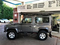 2004 LAND ROVER DEFENDER 2.5 90 TD5 XS STATION WAGON 3d 180 BHP £18975.00
