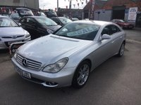 USED 2005 05 MERCEDES-BENZ CLS CLASS 3.5 CLS 350 4d Tip Auto