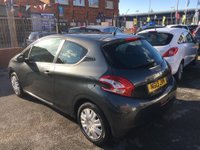 USED 2013 13 PEUGEOT 208 1.0 VTI Access Plus *** ZERO TAX *** ONLY 47,000 MILES! ***