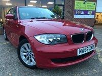 2008 BMW 1 SERIES 2.0 118D ES 3d 141 BHP £4495.00