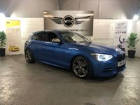 USED 2014 14 BMW 1 SERIES 3.0 M135I  OVER 3K WORTH OF EXTRAS