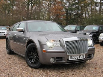 2006 CHRYSLER 300C 3.0 CRD 5d AUTO 215 BHP £5000.00