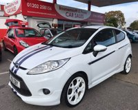 2011 FORD FIESTA 1.6 S1600 3d 132 BHP *ONLY 74,000 MILES* £5695.00