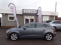 USED 2014 14 AUDI A3 1.6 TDI SPORT 5DR AUTOMATIC DIESEL 104 BHP +++£20 ROAD TAX+++ MANAGERS SPECIAL PRICE +++FEBRUARY SALE NOW ON+++