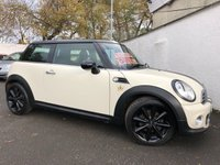 2012 MINI HATCH COOPER 1.6 COOPER D 3d 112 BHP £6495.00