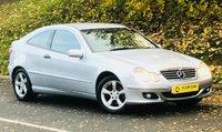 2004 MERCEDES-BENZ C CLASS 1.8 C180 KOMPRESSOR SE 3d AUTO 143 BHP £3295.00