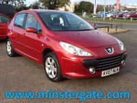 2007 PEUGEOT 307 1.6 S HDI 5d 89 BHP * SERVICE HISTORY, ECONOMICAL * £2290.00