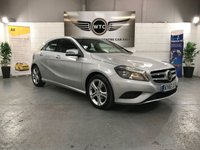 USED 2015 65 MERCEDES-BENZ A-CLASS 1.5 HATCHBACK A180 CDI SPORT EDITION