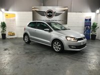 USED 2011 61 VOLKSWAGEN POLO 1.2 MATCH
