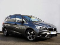 USED 2015 65 BMW 2 SERIES 1.5 218I SPORT GRAN TOURER 5d 134 BHP 7 Seater with Full BMW Main Dealer Service History