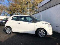 USED 2015 65 CITROEN C1 1.0 TOUCH 3d 68 BHP