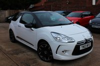 USED 2013 13 CITROEN DS3 1.6 DSTYLE PLUS 3d 120 BHP **** ONE OWNER * FULL SERVICE HISTORY ****