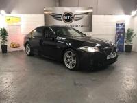 USED 2013 13 BMW 5 SERIES 2.0 M SPORT STEP S/S