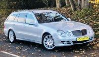 2008 MERCEDES-BENZ E CLASS 3.0 E280 CDI SPORT 5d AUTO 187 BHP £6103.00
