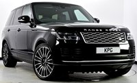 "USED 2018 18 LAND ROVER RANGE ROVER 3.0 TD V6 Vogue 4X4 (s/s) 5dr  New 2018 Model, Pan Roof, 22""s"