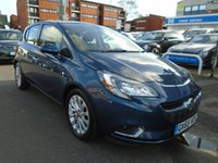 2015 VAUXHALL CORSA 1.4 SE 5d AUTO 89 BHP £7594.00