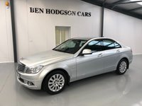 USED 2008 MERCEDES-BENZ C CLASS 2.1 C220 CDI ELEGANCE 4d AUTO 168 BHP Only 78k! 1 Owner! FSH!