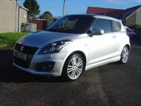 USED 2013 13 SUZUKI SWIFT 1.6 SPORT 3d 134 BHP