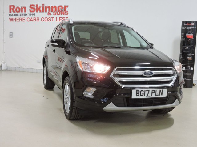 View our 2017 17 FORD KUGA 1.5 ZETEC TDCI 5d 118 BHP with SYNC3 Nav + Appearance Pack
