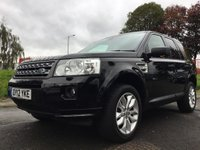 USED 2012 12 LAND ROVER FREELANDER 2 2.2 TD4 XS 5d 150 BHP ESTATE