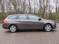 USED 2015 15 PEUGEOT 308 1.6 HDI S/S SW ACTIVE 5d 115 BHP