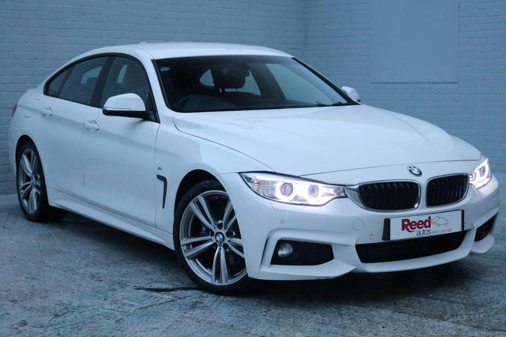 2015 65 BMW 4 SERIES 2.0 420D M SPORT GRAN COUPE 4d AUTO 188 BHP