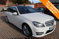 USED 2011 11 MERCEDES-BENZ C CLASS 2.1 C220 CDI BLUEEFFICIENCY SPORT 5d AUTO 168 BHP