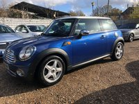 2008 MINI HATCH COOPER 1.6 COOPER 3d 118 BHP £3550.00