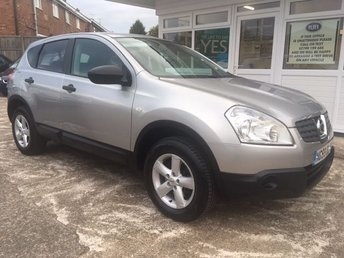 2010 NISSAN QASHQAI 1.6 VISIA 5d NOT MANY AROUND IN THIS CONDITION AND AT THIS PRICE!!!!