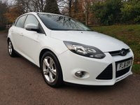 2011 FORD FOCUS 1.6 ZETEC TDCI 5d 113 BHP £SOLD