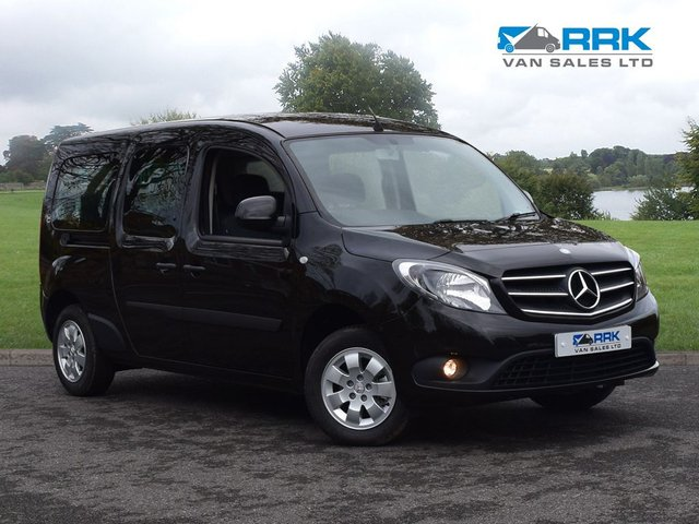 View our MERCEDES-BENZ CITAN TRAVELINER