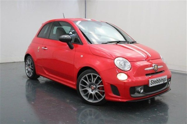 View our FIAT 500 ABARTH