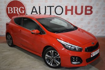 View our KIA PRO CEED