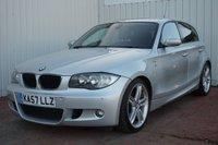 USED 2007 57 BMW 1 SERIES 2.0 120D M SPORT 5d 175 BHP FULL SERVICE HISTORY