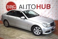 USED 2012 MERCEDES-BENZ C-CLASS 1.8 C180 BLUEEFFICIENCY SE 4d 155 BHP