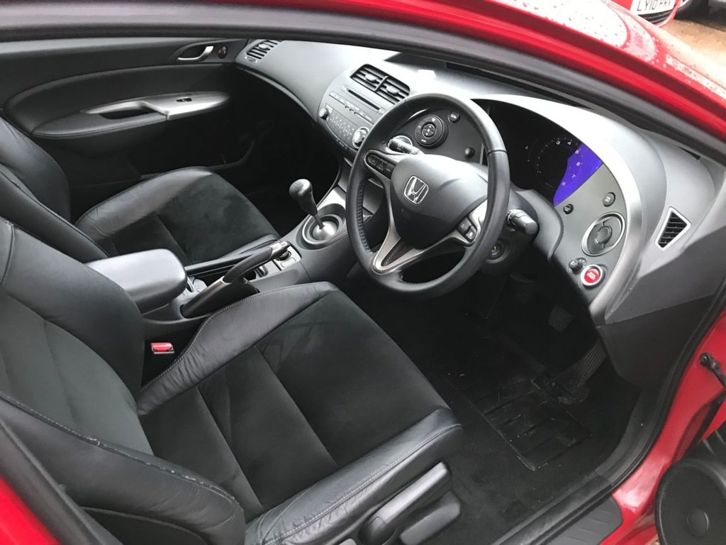 2011 Honda Civic I Vtec Si 5999 98 Power Steering Used 61 13 5d Bhp