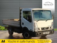 USED 2014 64 NISSAN NT400 CABSTAR 2.5 DCI 34.12 DROPSIDE 1d 121 BHP JUST ARRIVED,DETAILS TO FOLLOW