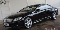 USED 2008 58 MERCEDES-BENZ CL CL500 COUPE AUTO 383 BHP
