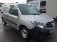 2013 MERCEDES-BENZ CITAN 109 CDI BLUEEFFICIENCY, 90 BHP, ELECTRIC PACK, CRUISE CONTROL £5295.00