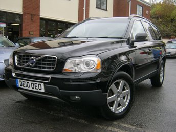2010 VOLVO XC90 2.4 D5 ACTIVE AWD 5d AUTO 185 BHP £9995.00