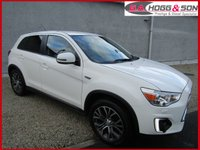 USED 2015 65 MITSUBISHI ASX 1.6 DI-D ZC-M 5dr 112 BHP **PRISTINE CONDITION** MITSIBUSHI WARRANTY UNTIL OCTOBER 2020