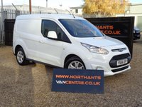 USED 2016 66 FORD TRANSIT CONNECT 1.5 200 LIMITED L1 5d 120 BHP