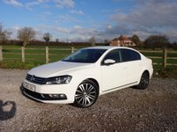 USED 2013 63 VOLKSWAGEN PASSAT 2.0 SPORT TDI BLUEMOTION TECHNOLOGY 4d 139 BHP ONLY 2 OWNERS WITH FULL VW SERVICE HISTORY